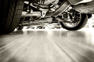 Front End Wheel Alignment from A&A Auto Service in Tyler, Texas